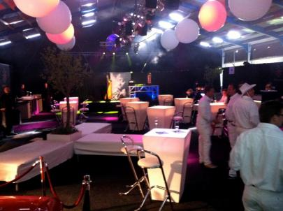 Ronde Tafel Meppel.Sound Check Rozengala 2012